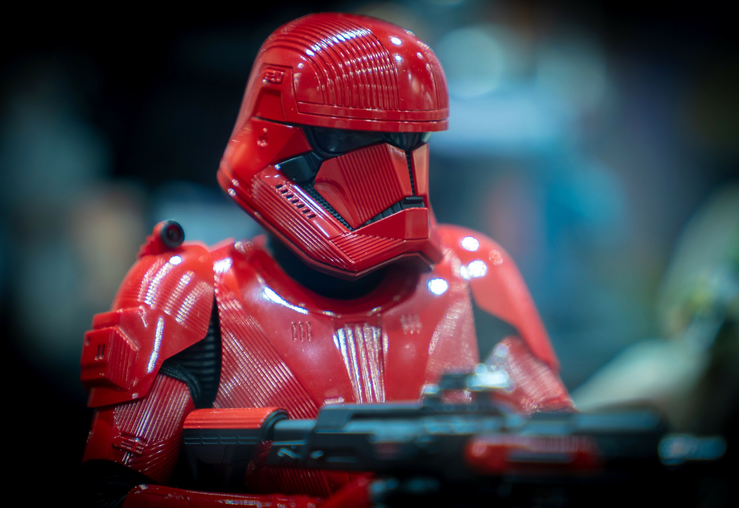 Beautiful Rise Of Skywalker Spoilers New Sith Trooper Details Teased Sith Trooper Sith Warrior