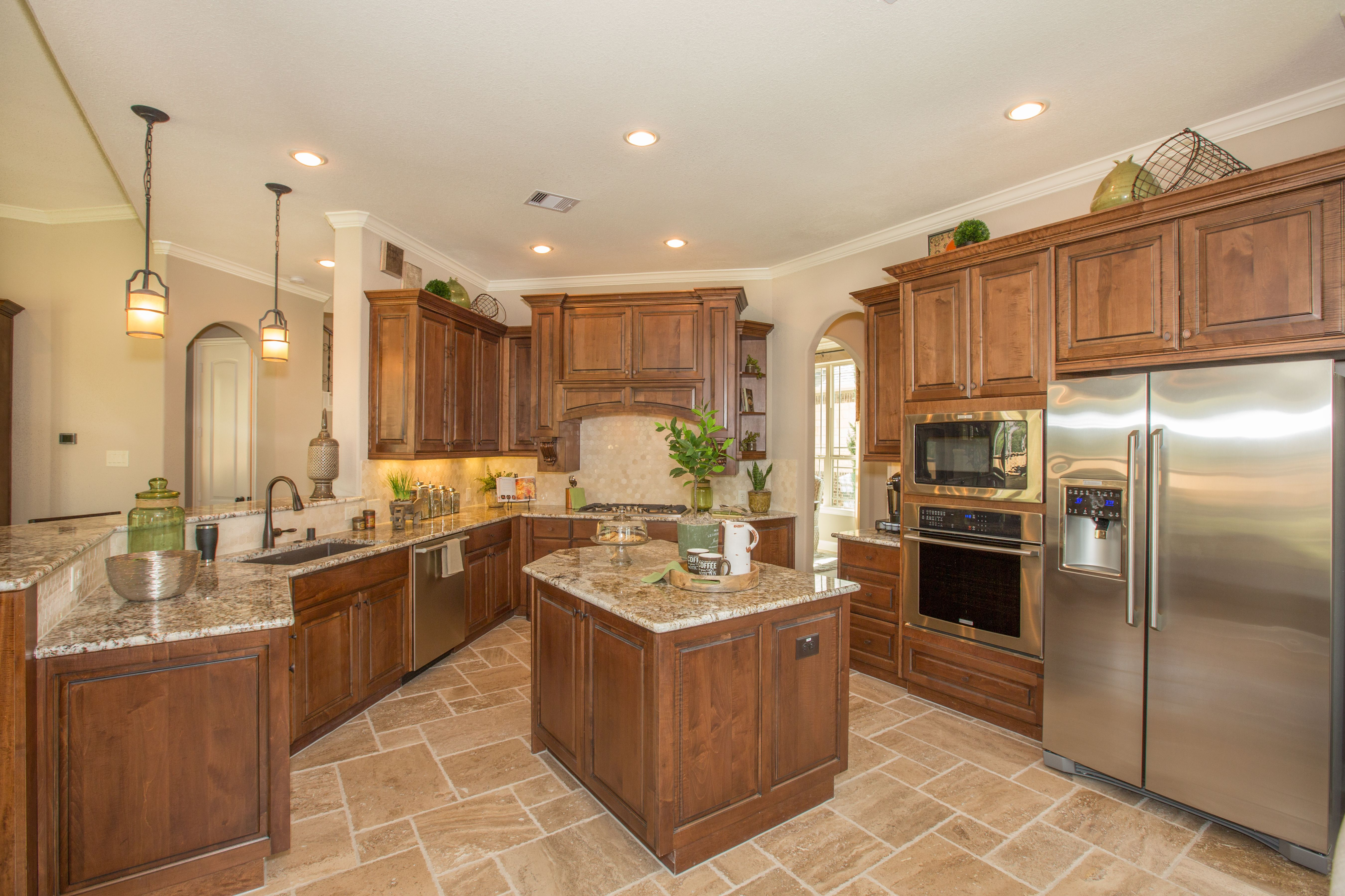 Would You Want To Have This Kitchen In The Oakmont