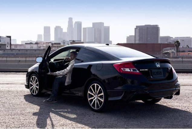 50++ Honda civic si black coupe ideas in 2021