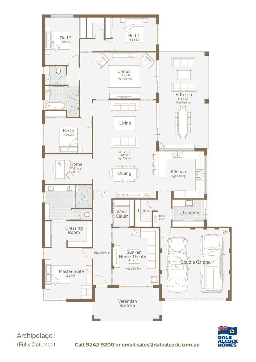 Archipelago floorplan dale alcock would make the wine for Wine cellar floor plans