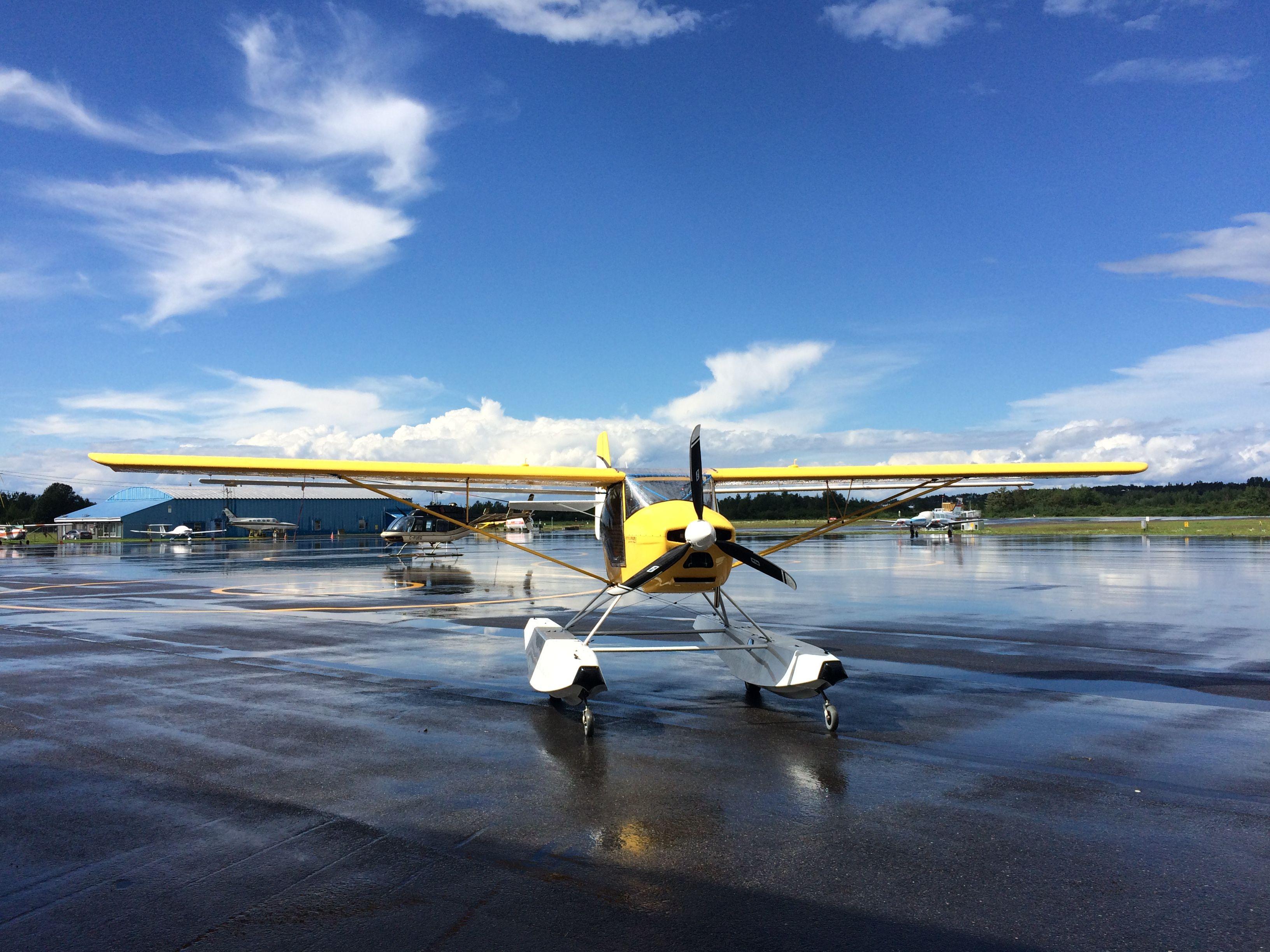 Kitfox Iv Classic 1200 Aviation World Bush Plane Kit Planes