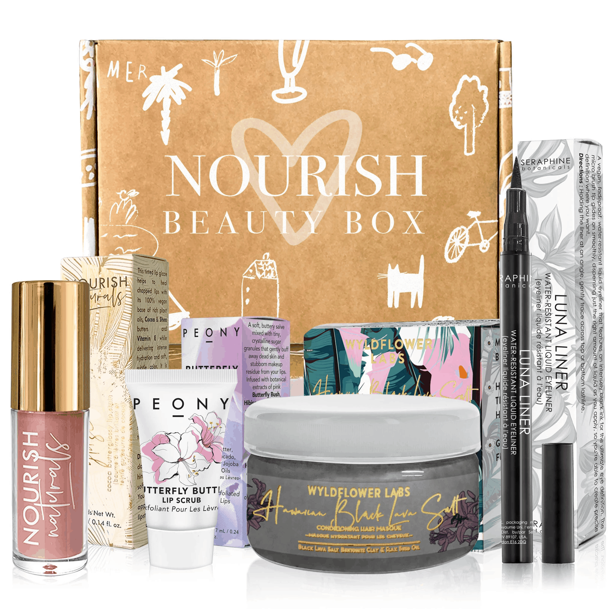 Nourish Beauty Box September 2019 Full Spoilers + Coupon