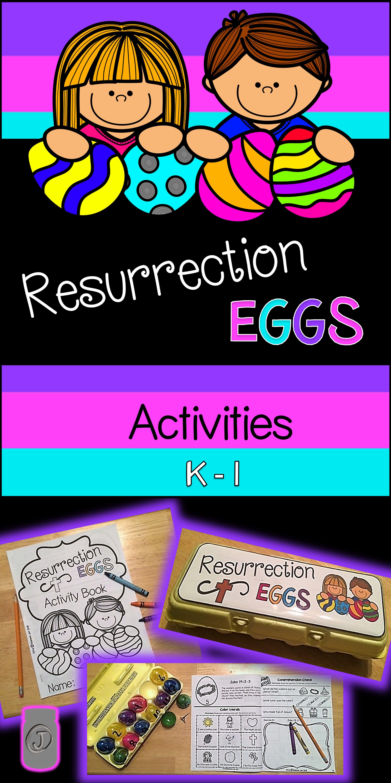 Resurrection Eggs Activities