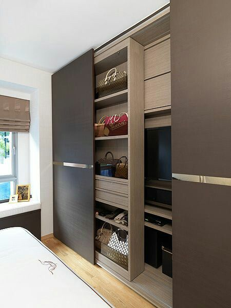 Closet Layout Wardrobe Cabinet Bedroombedroom