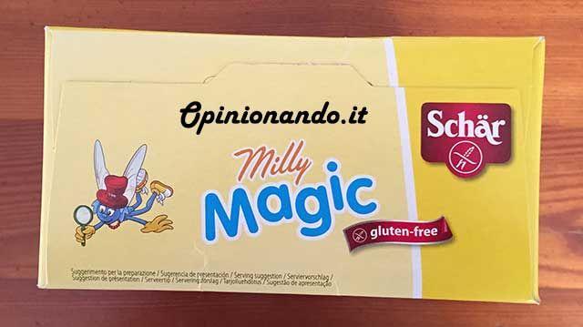 Milly Magic Senza Glutine  - #recensione #opinionando