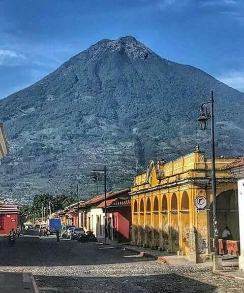 #AntiguaGuatemala Hermosa