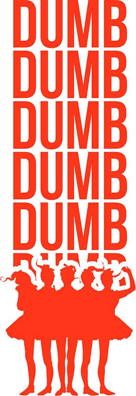 Red Velvet Dumb Dumb Era Sticker By Lunation Terciopelo