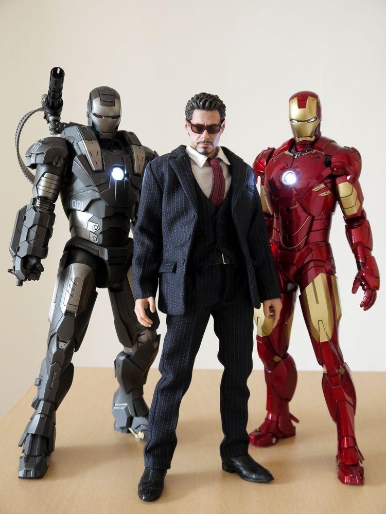 Hot-Toys-Iron-Man-2-Mark-IV-Limited-Edition-Figure-Tony ...