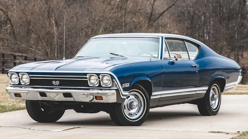 1968 Chevrolet Chevelle SS   T200.1   Indy 2018   Mecum Auctions