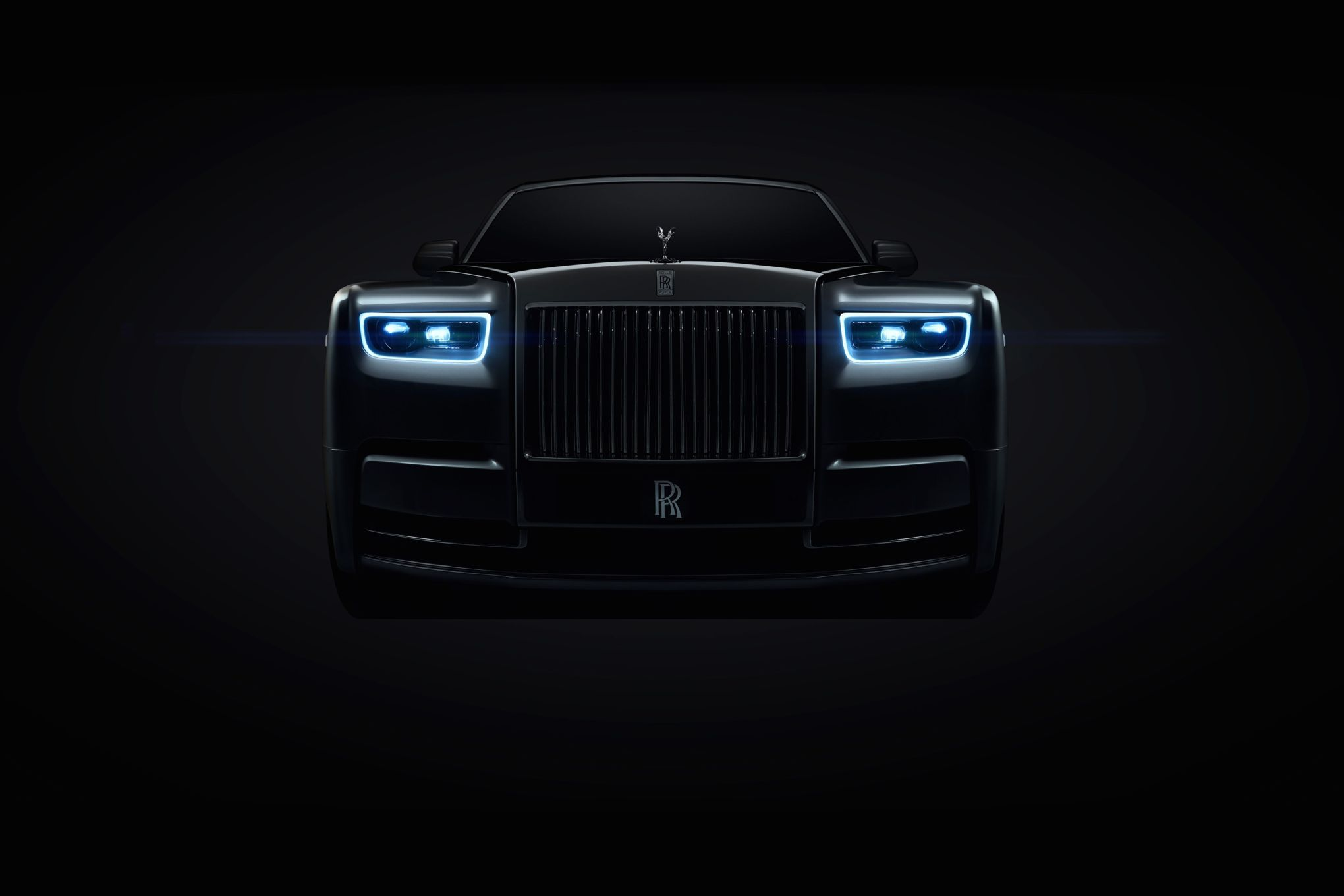Photo of New 2018 Rolls-Royce Phantom features 'satellite-aided transmission'