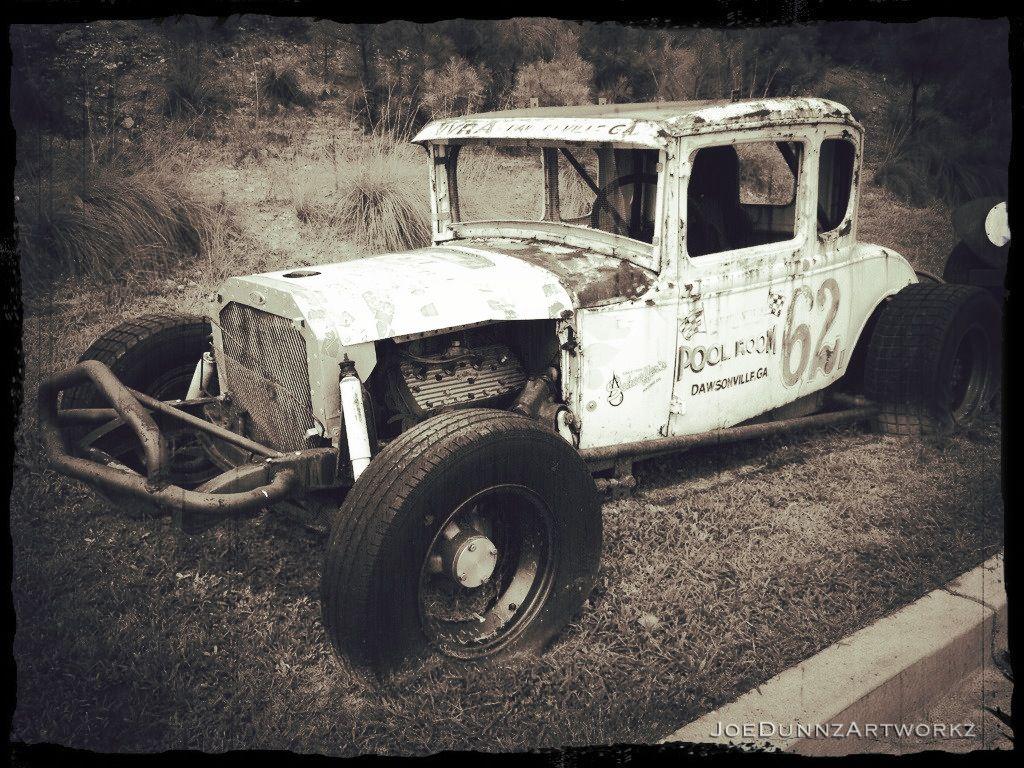 Vintage Dirt Race Cars 121