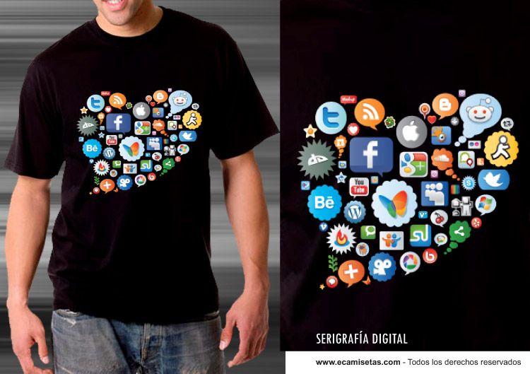 f3009ef574da7 Serigrafía Digital - Serigrafía Camisetas - Impresión Textil ...