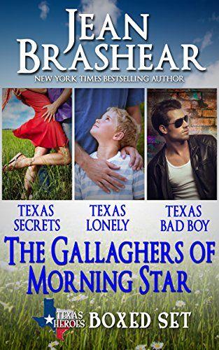 The Gallaghers Of Morning Star Boxed Set Texas Heroes The Gallaghers Of Morning Star Books 1 3 Kindle Edition By Jean Brashear Boxset Ebook Box Set Books