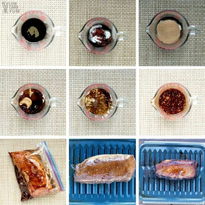 How to make a healthier low carb char siu chinese bbq pork recipe how to make a healthier low carb char siu chinese bbq pork recipe made in the forumfinder Image collections