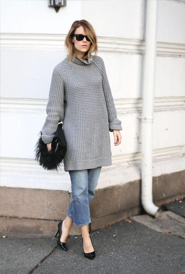 the oversized_knit