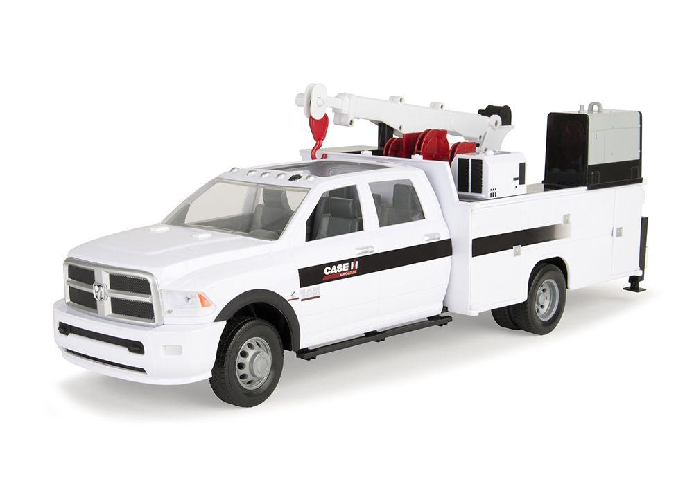 Tomy Big Farm 1:16 Scale John Deere Chevy Silverado 3500 Service Truck