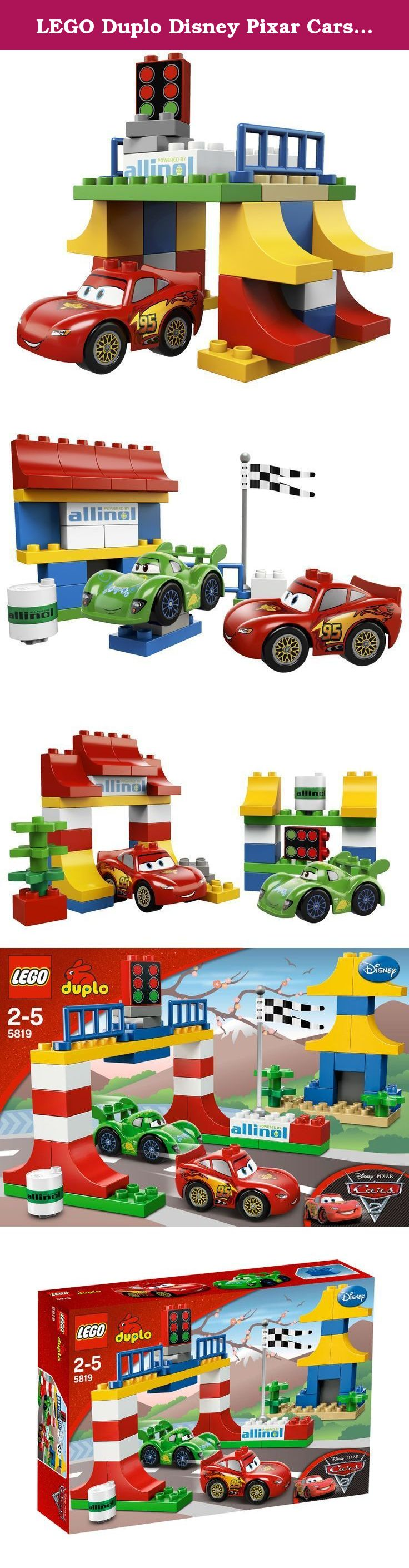 Lego Duplo Disney Pixar Cars 2 Tokyo Racing 5819 Your Favourite