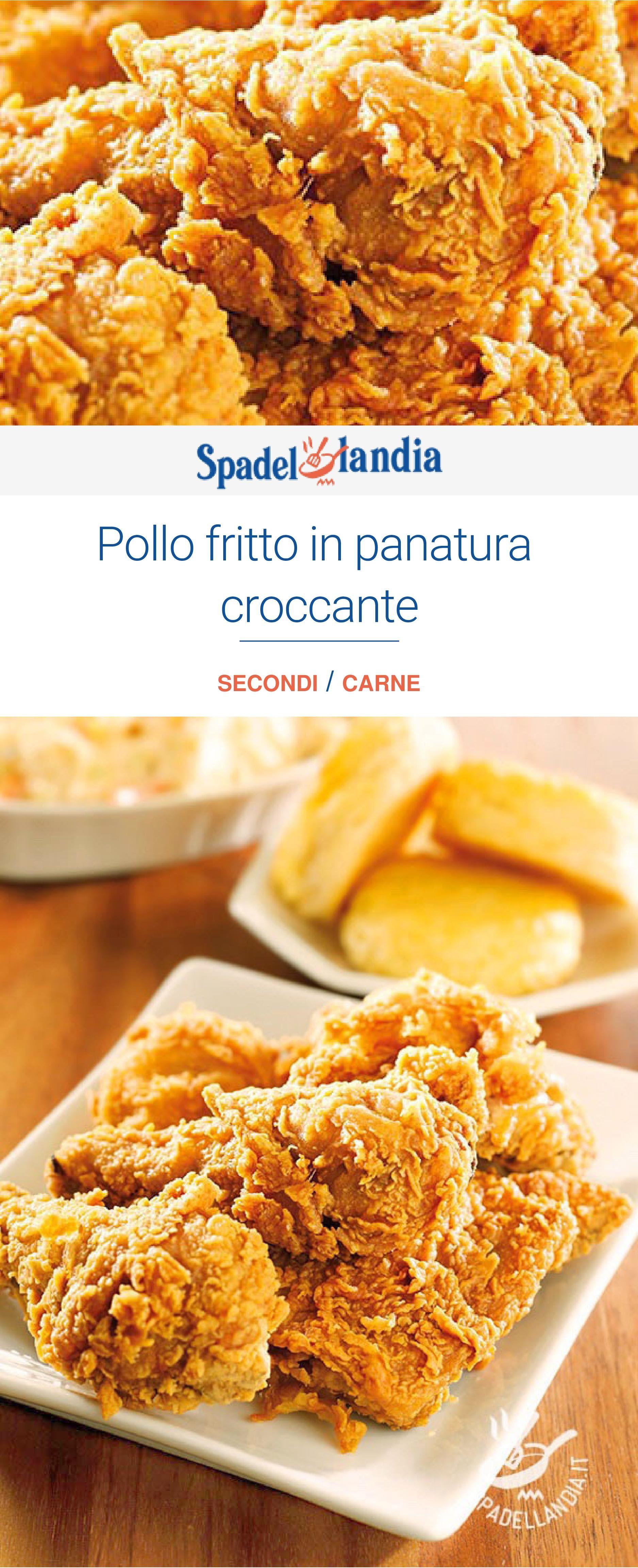 52253a439405940cb5a02da55399e2b4 - Pollo Fritto Ricette
