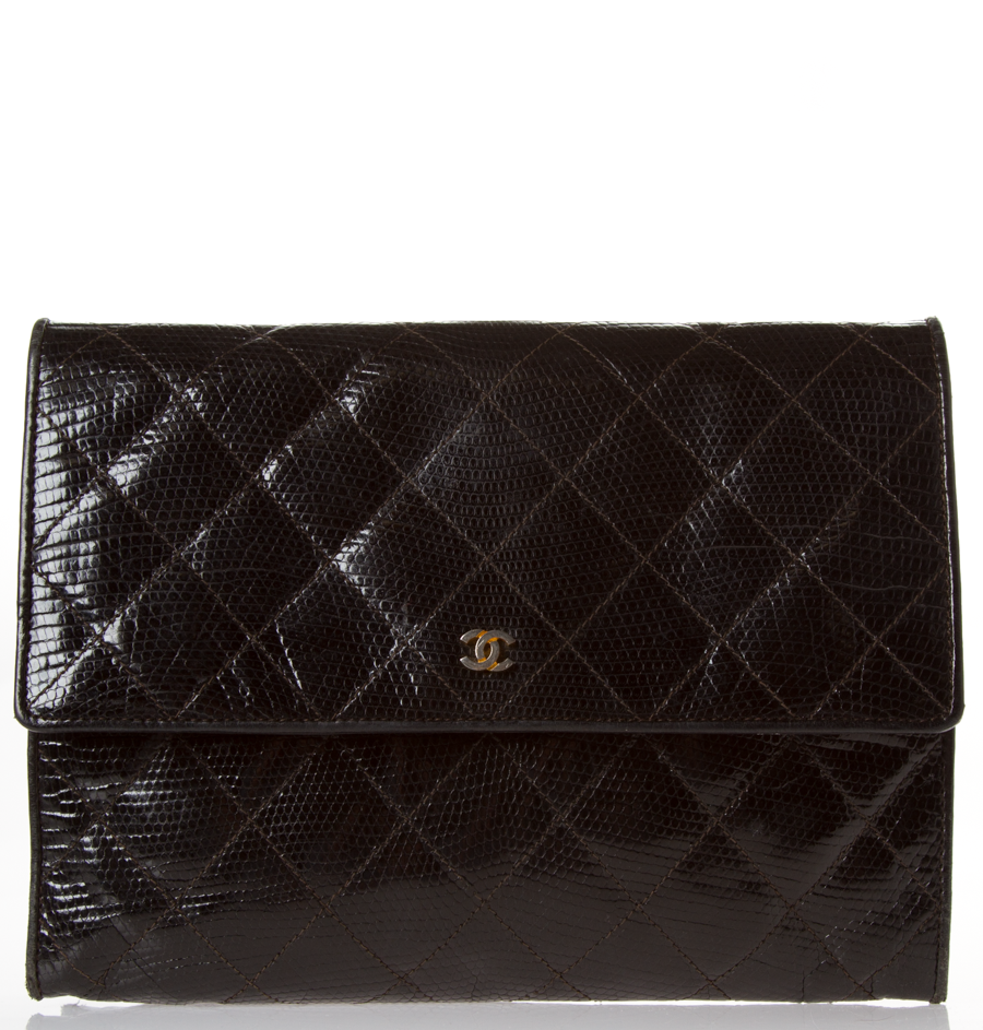 Chanel Clutch @Michelle Coleman-HERS