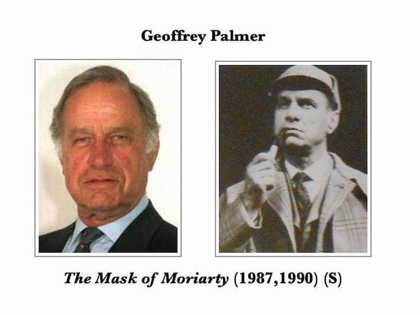 Geoffrey Palmer Movie Stars Sherlock Holmes Sherlock