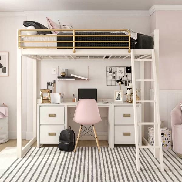 Small Loft Bedroom Ideas For Teenage Girls Novocom Top