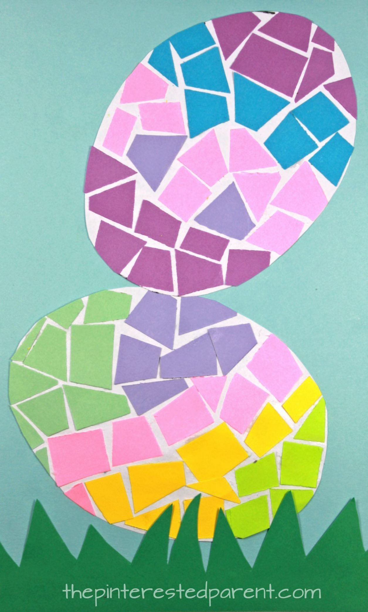 Spring Crafts Preschool Creative Art Ideas 31