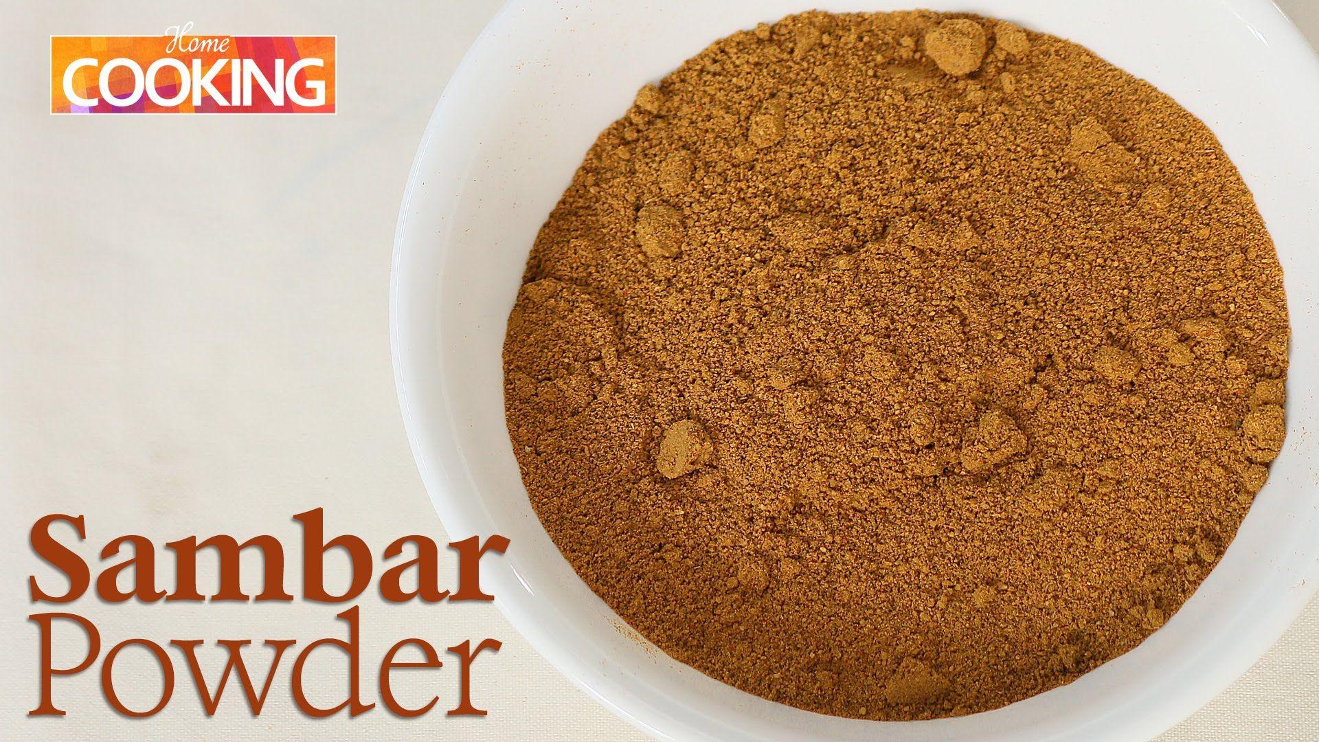 Sambar powder recipe ingredients coriander seeds 4 tbsp red food sambar powder recipe ingredients forumfinder Choice Image