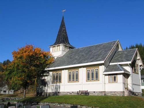 Kapellet på Nybø