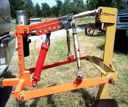 T Point Lift Vehicle Three Point Hitch Description Truck Hitch