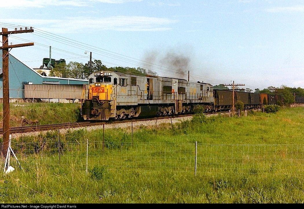 RailPictures.Net Photo: L&N 1483 Louisville & Nashville GE U30C at Hopkinsville, Kentucky by David Harris