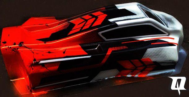 Quantum Racing Rc Hobby Rc News Feed Dubidesign Custom Painted