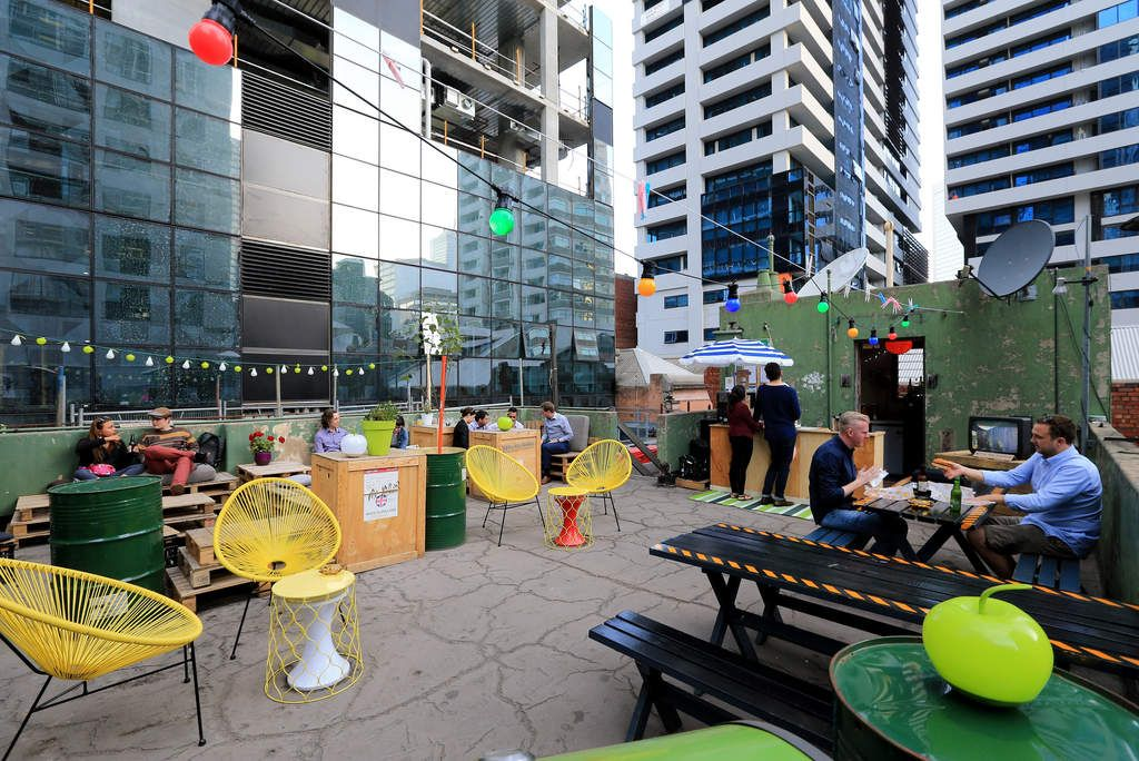 Melbourne's best rooftop bars 2016 (With images) | Best ...