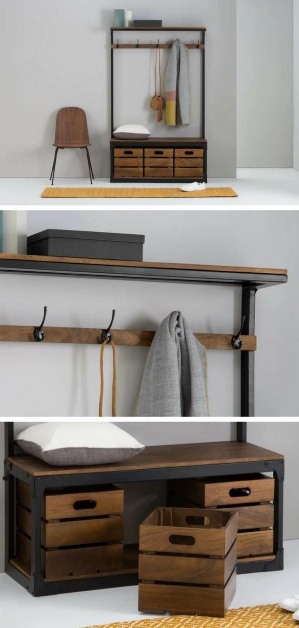 17 meubles design pour dcorer et amnager votre entre entre pinterest meuble entre entre et mobilier de salon - Meuble Entree Design