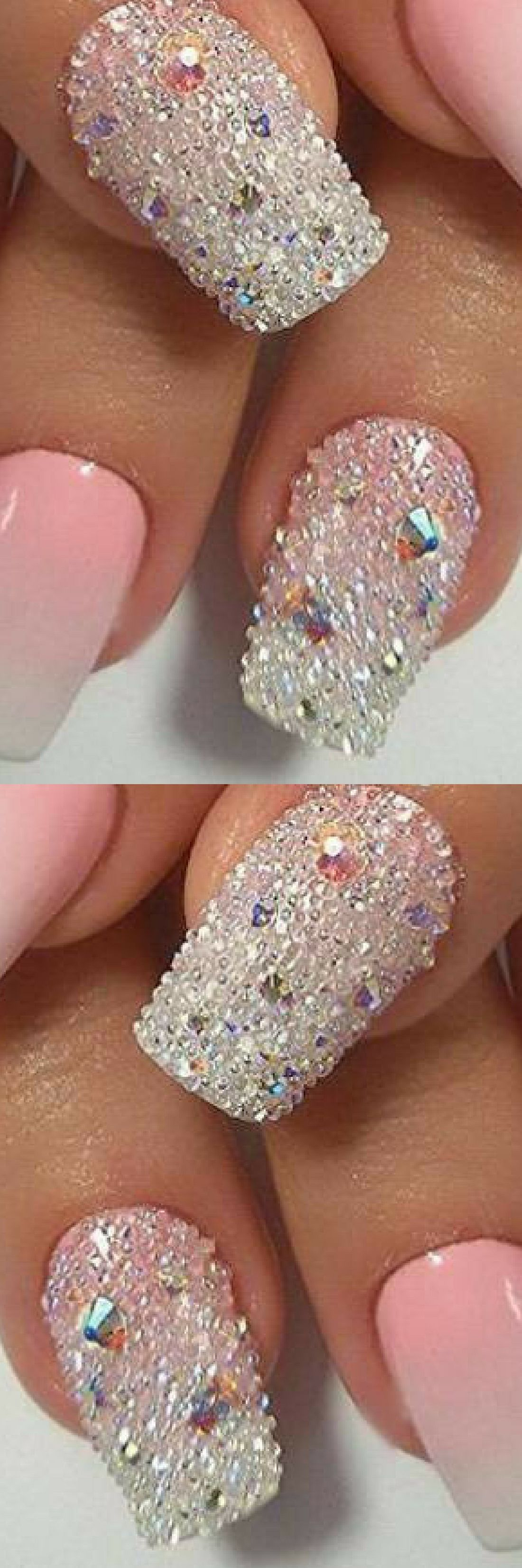 ae58055d14d128 Gorgeous and glam!!! Swarovski crystal Pixie 3D nail art Micro Zircon Mini  Rhinestones stone gems crystals charms beads Clear or Crystals AB