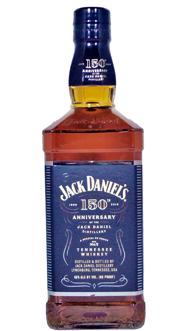 Green Label   Jack Daniels Bottles