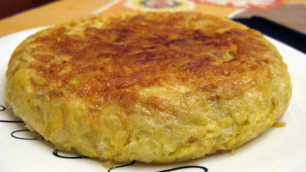 Madre mía que pinta tiene. Mi plato favorito, tortilla de patata.