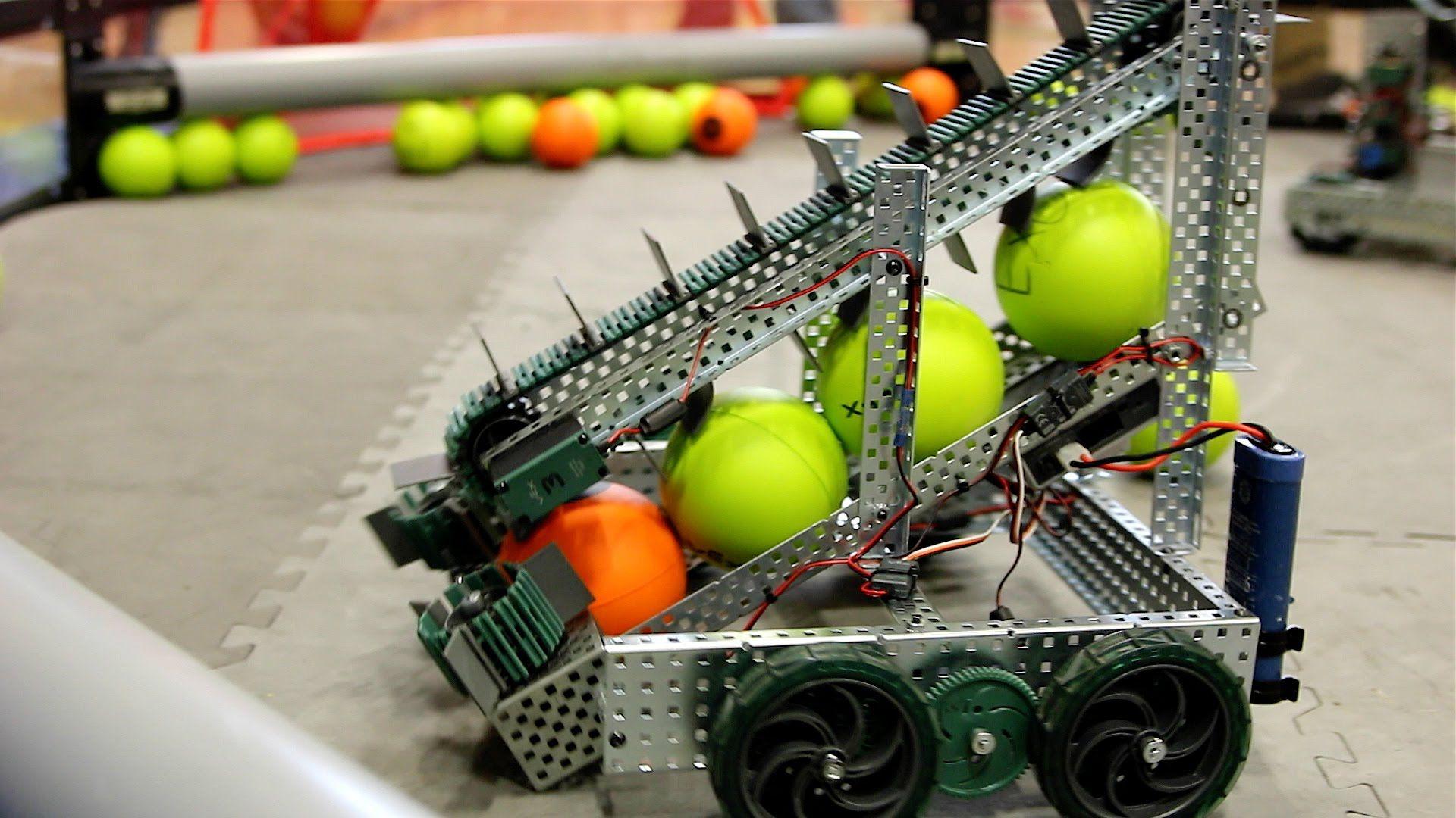 Nothing But Net - VEX Robotics   VEX EDR!   Vex robotics