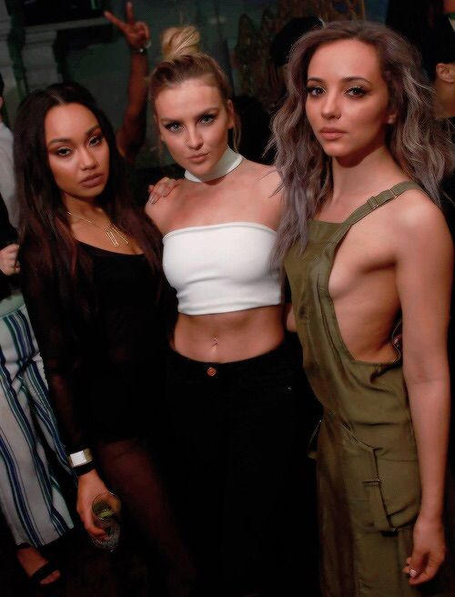 Leigh Anne Pinnock Perrie Edwards Jade Thirlwall Little Mix