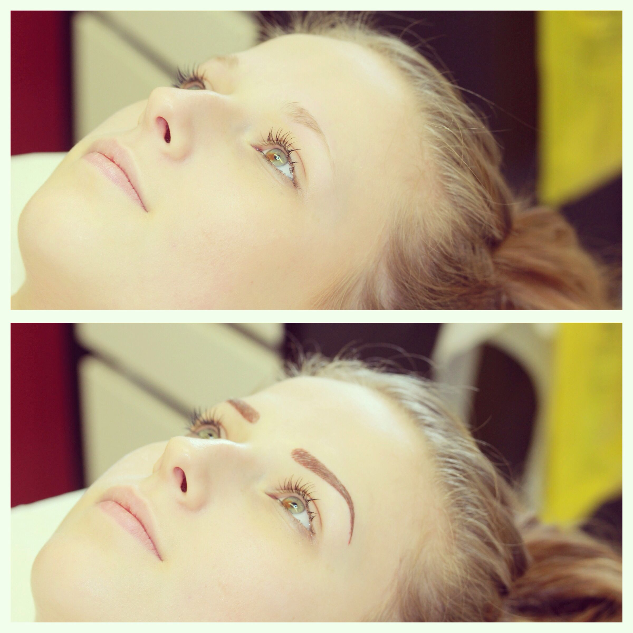 Permanent Brows by Beautissima