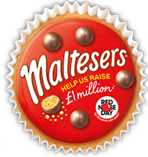 bake yourselves silly with Maltesers! bakeyourselvessilly