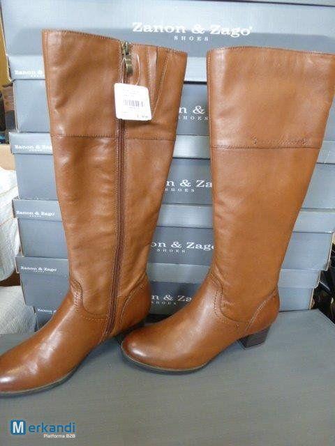 more photos fd141 22b1d Frauen-Herbst-Schuhe Zanon & Zago - Schuhe Großhandel ...