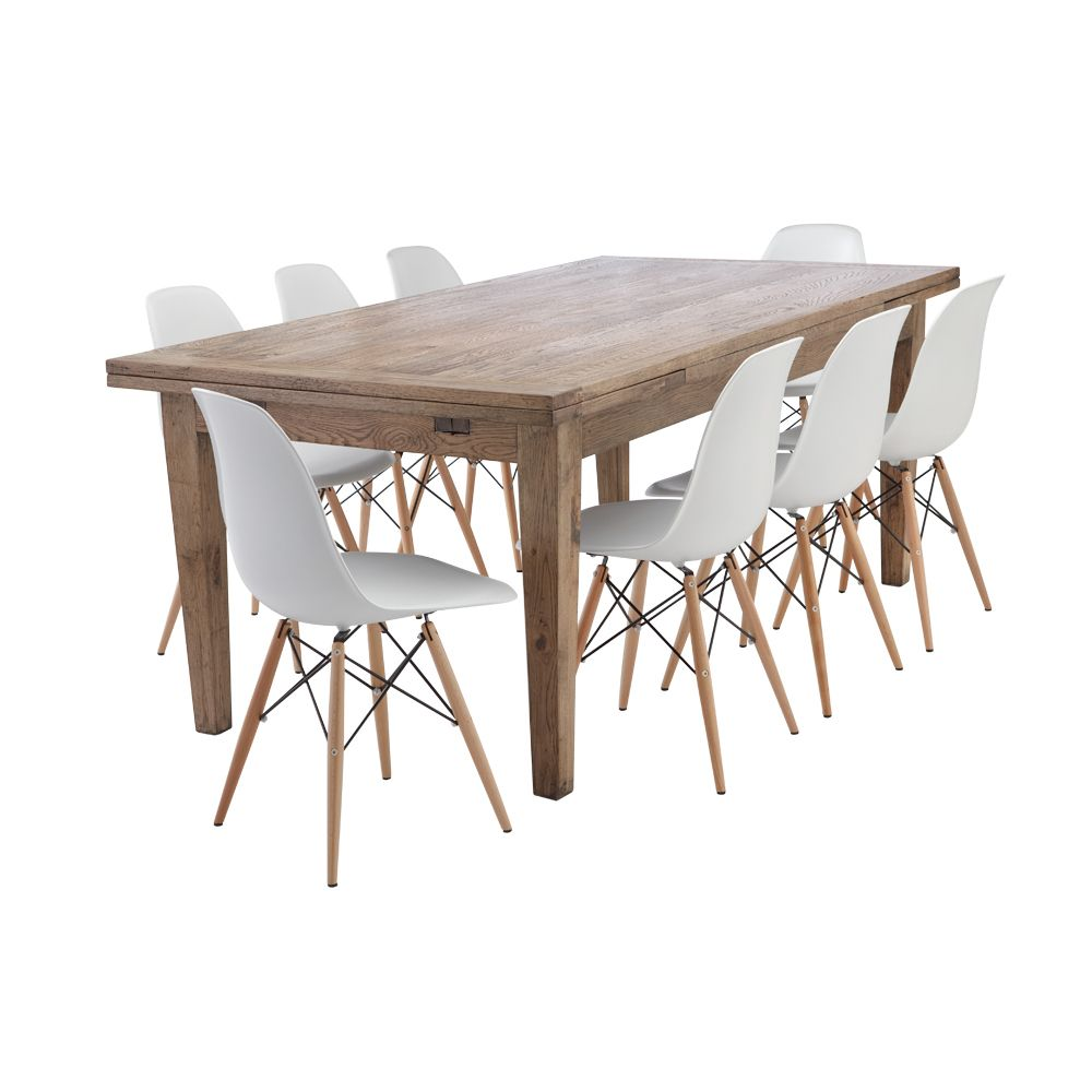 Dare Gallery Saint Malo Petite Table 220cm Dining Pinterest