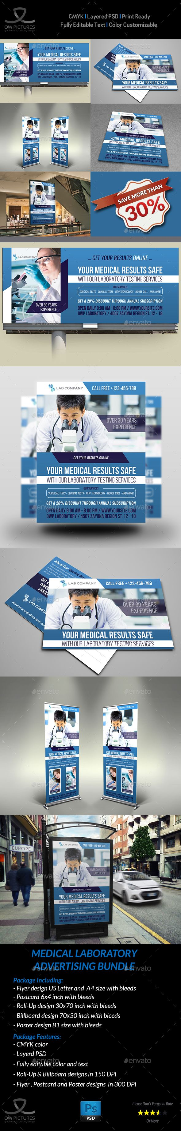 pool service flyers. Pool Service Flyers. Wonderful Service Medical Laboratory Advertising  Bundle Signage Print Templates Download Here In Flyers