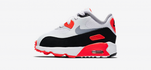 Nike Air Max 90 Ultra 2.0 trainer for baby and toddler