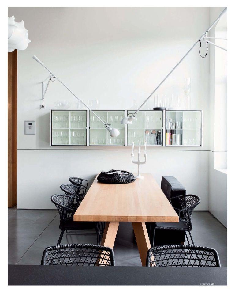 minimal diningroom