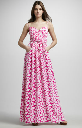 A lot of super cute dresses to wear to a summer wedding.