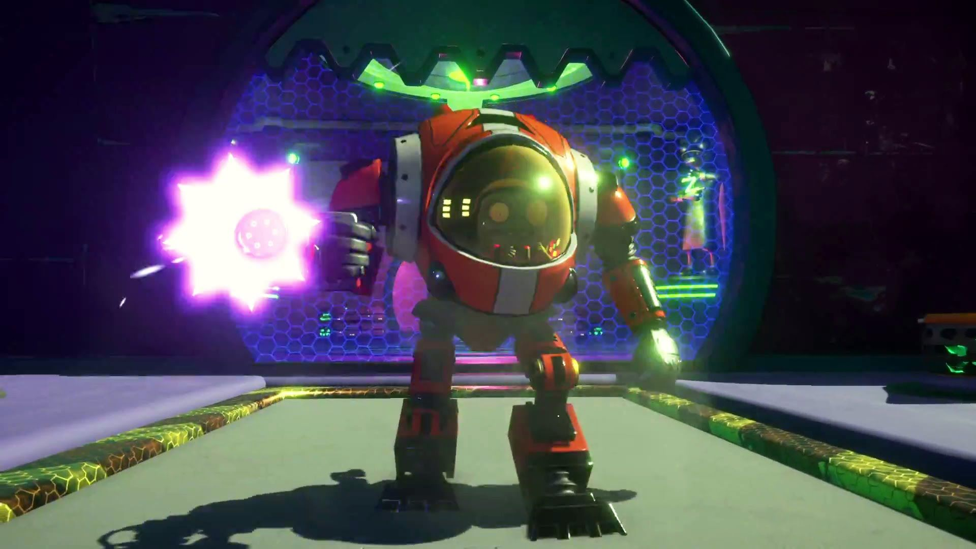 Plants Vs Zombies Garden Warfare 2 Moon Base Z Gameplay Trailer