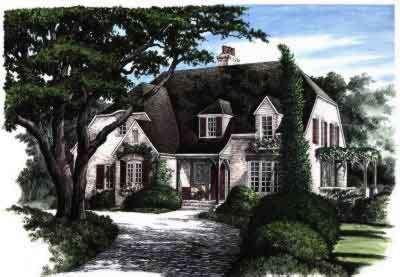 William Poole Carmel Cottage Architecture Exterior – Carmel Cottage House Plans