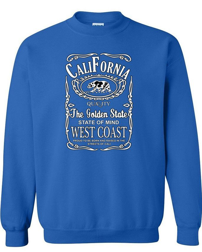 Cali Wiskey (Crew Neck)