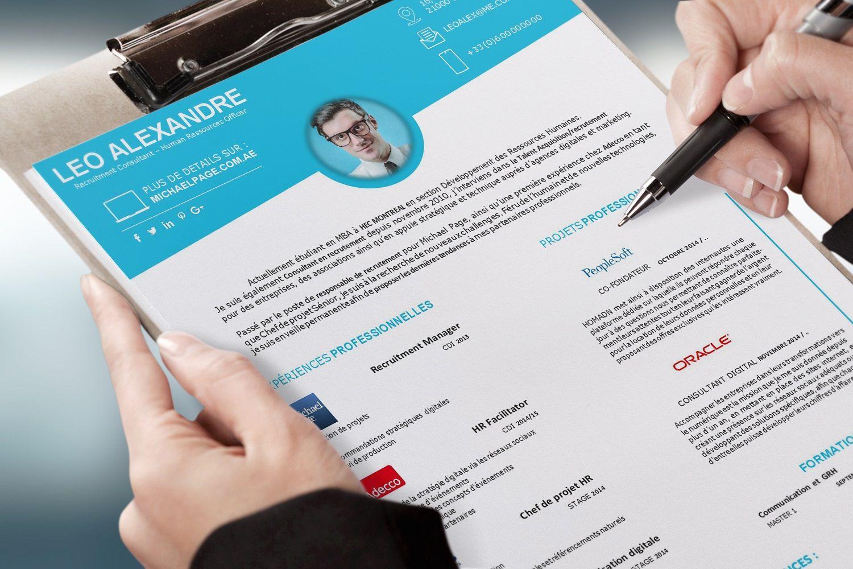 Cv Consultant Recrutement Cv Moderne Upcvup Cv Consultant Recrutement Cv Moderne